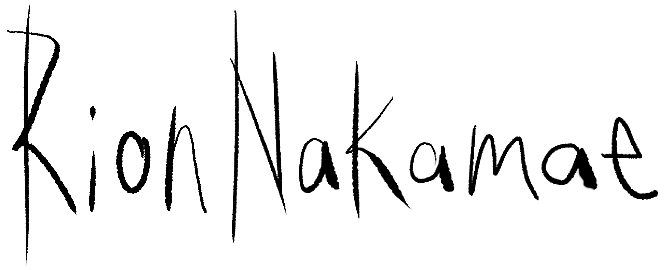 Rion Nakamae